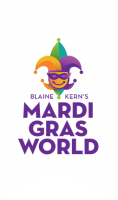 Mardi Gras World logo
