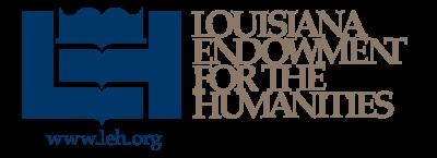 Louisiana Endowment for the Humanities Logo Grant